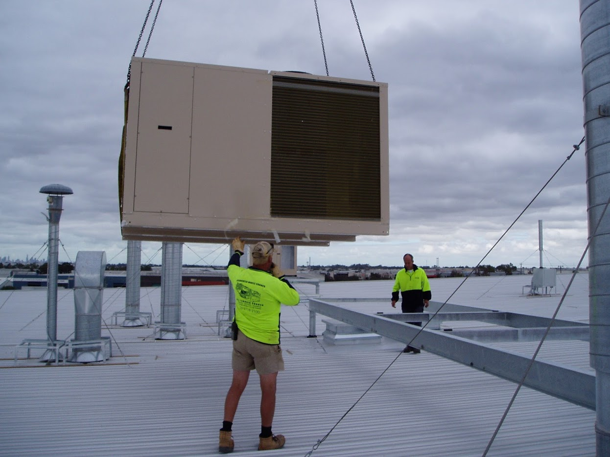 Air Conditioning Installation Services