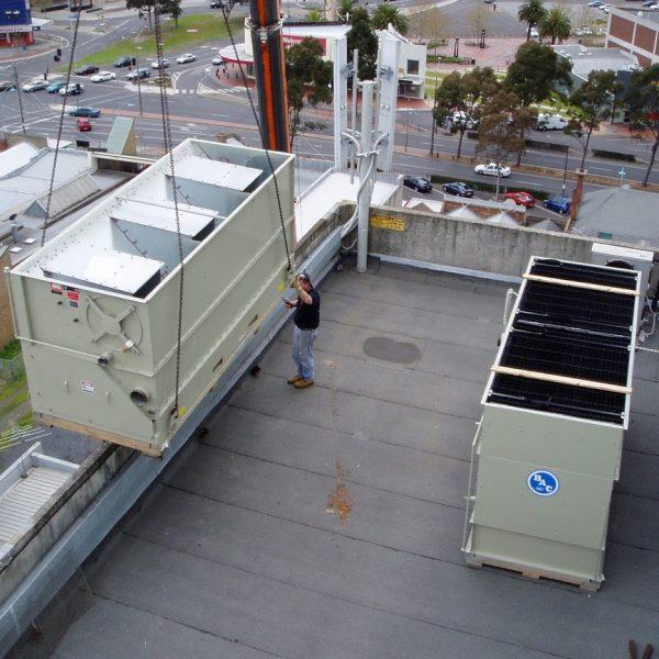 Air Conditioning Installation 3