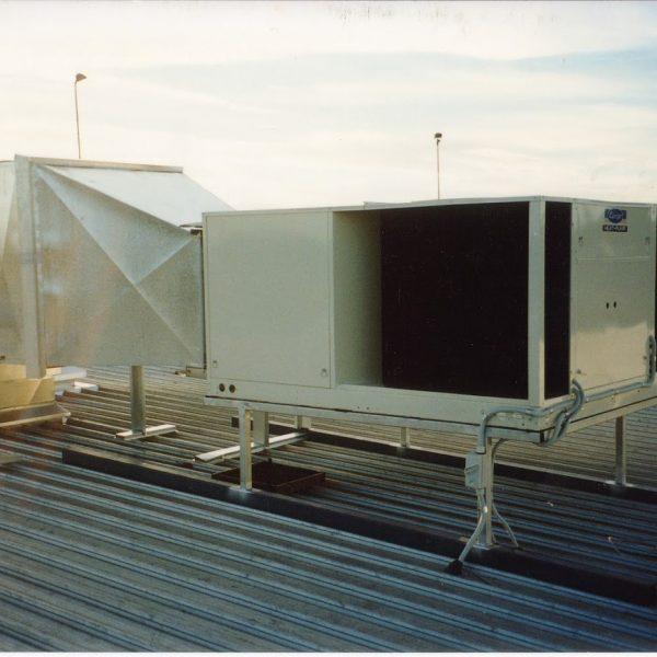 Air Conditioning Installation 2